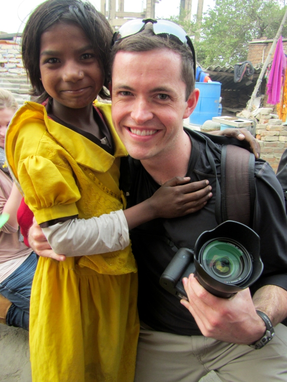 _John with Rani