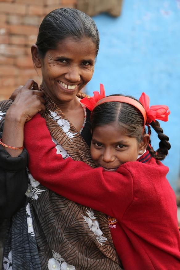 _Madhu Hugging Mom