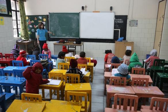 _Caitlin Teaching Class