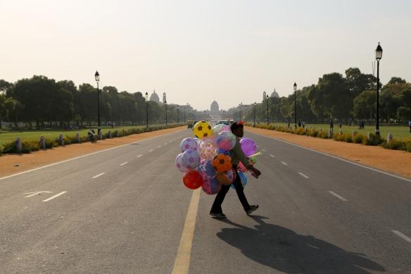 _Rajpath Delhi Balloons